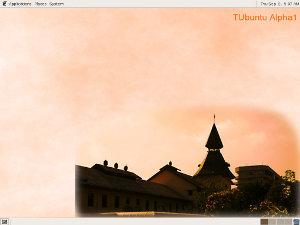TUbuntu Desktop